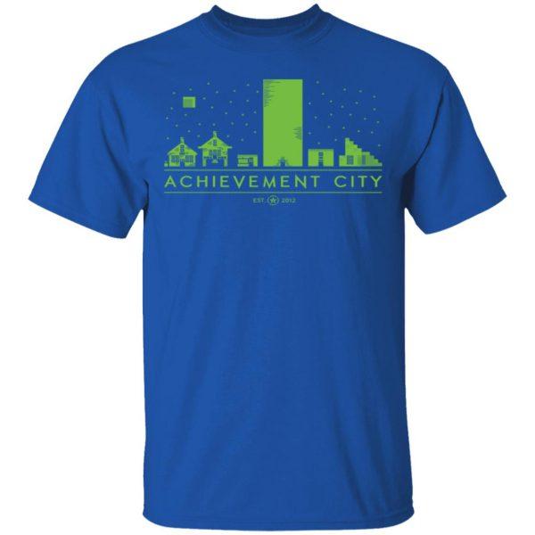 Achievement Hunter Achievement City Est 2012 Shirt, Hoodie, Tank Apparel