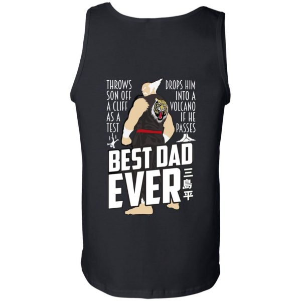 Throws Son Off A Cliff As A Test Drops Him Into A Volcano If He Passes Best Dad Ever Shirt, Hoodie, Tank Apparel 13