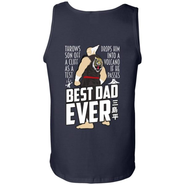 Throws Son Off A Cliff As A Test Drops Him Into A Volcano If He Passes Best Dad Ever Shirt, Hoodie, Tank Apparel 14