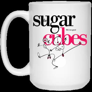 The Sugar Life's Too Good Cubes Mug Coffee Mugs 2