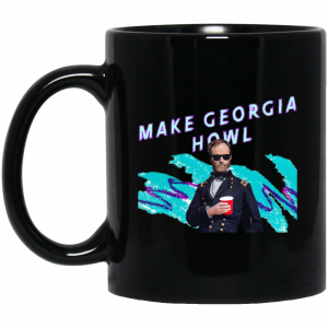William Tecumseh Sherman Make Georgia Howl Mug Coffee Mugs