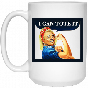 90 Day Fiance Angela I Can Tote It Mug Coffee Mugs