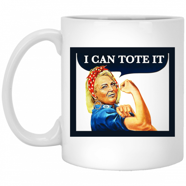90 Day Fiance Angela I Can Tote It Mug Coffee Mugs 3