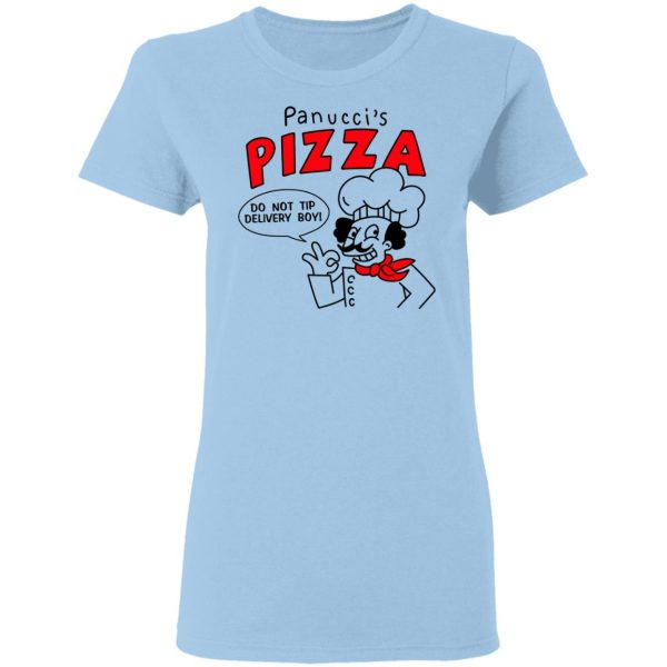 Panucci's Pizza Do Not Tip Delivery Boy Shirt, Hoodie, Tank Apparel 6