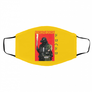 Dorohedoro Kaiman Face Mask New Arrivals
