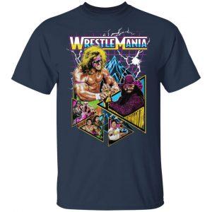 WWE WrestleMania Shirt, Hoodie, Tank Apparel