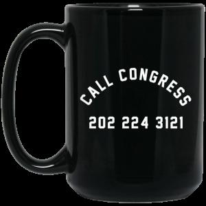 Call Congress 202 224 3121 Mug Coffee Mugs 2