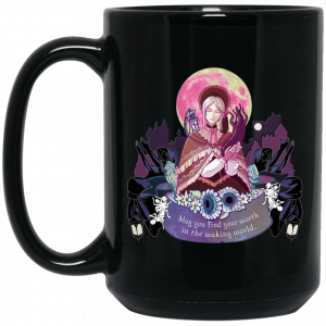 Bloodborne May You Find Your Worth In The Waking World Mug Coffee Mugs 2