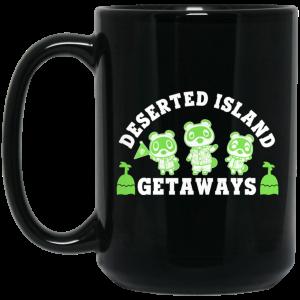 Animal Crossing Deserted Island Getaways Mug Coffee Mugs
