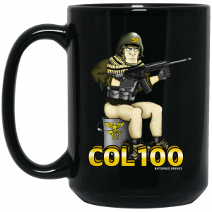 Col 100 Battlefield Friends Mug Coffee Mugs 2