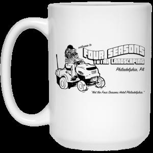 Welcome To Four Seasons Total Landscaping Philadelphia PA Mug Coffee Mugs 2