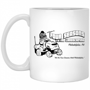 Welcome To Four Seasons Total Landscaping Philadelphia PA Mug Coffee Mugs