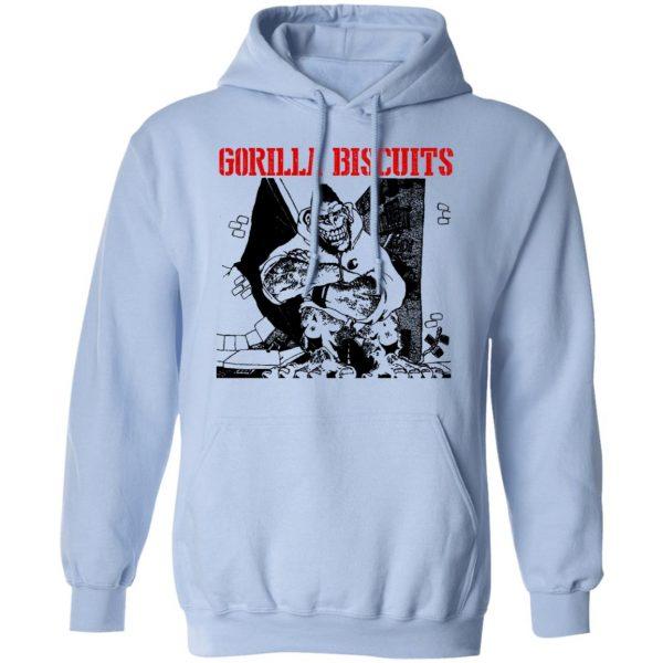 Gorilla Biscuits Shirt, Hoodie, Tank Apparel 14