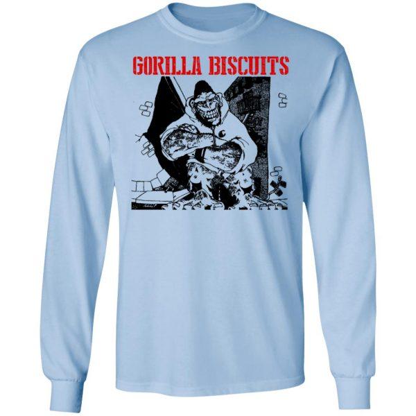 Gorilla Biscuits Shirt, Hoodie, Tank Apparel 11