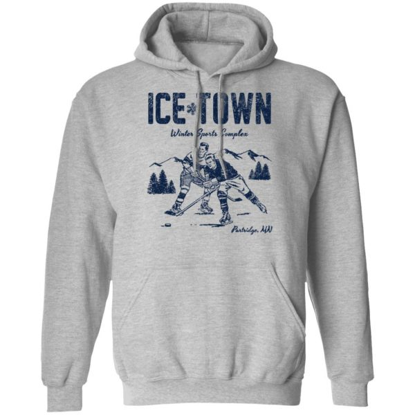 Ice Town Winter Sport Complex Shirt, Hoodie, Tank Apparel