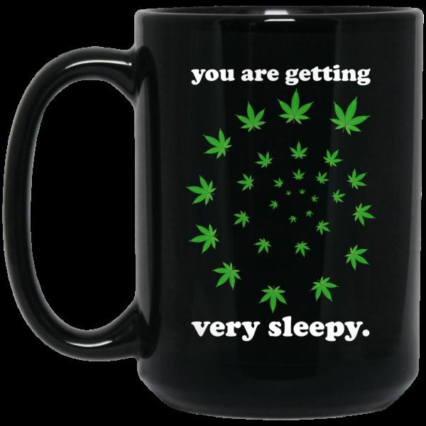 You Are Getting Very Sleepy The Weed Mug Coffee Mugs 4