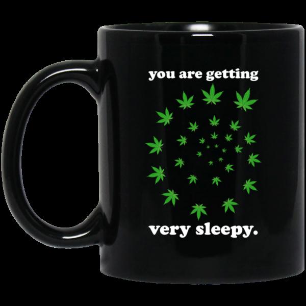 You Are Getting Very Sleepy The Weed Mug Coffee Mugs 3