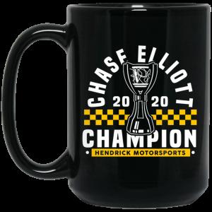 Chase Elliott 2020 Champion Hendrick Motorsports Mug Coffee Mugs 2