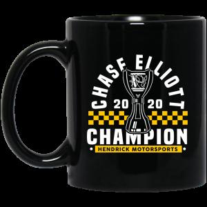 Chase Elliott 2020 Champion Hendrick Motorsports Mug Coffee Mugs