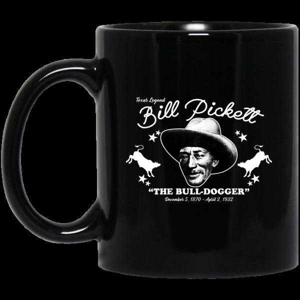 Bill Pickett The Bull-Dogger Mug Coffee Mugs 3