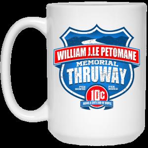 William J.le Petomane Memorial Thruway Mug Coffee Mugs 2
