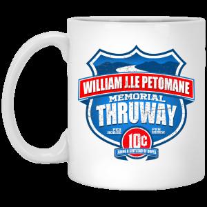William J.le Petomane Memorial Thruway Mug Coffee Mugs