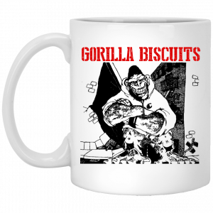Gorilla Biscuits Mug Best Selling