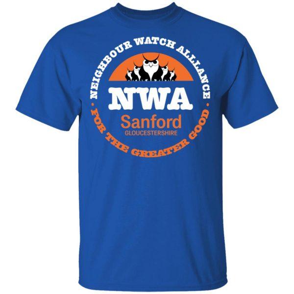 NWA Neighbourhood Watch Alllance For The Greater Good Shirt, Hoodie, Tank Apparel