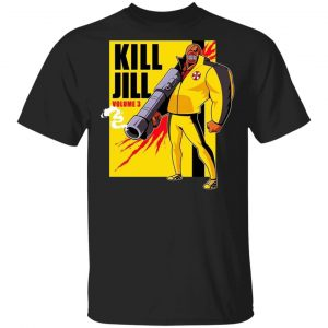 Kill Jill Volume 3 Shirt, Hoodie, Tank Apparel