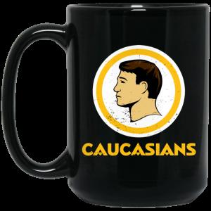 Washington Caucasians Redskins Mug Coffee Mugs 2