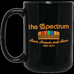 The Spectrum Beer Brawls And Boos 1967 2011 Mug Coffee Mugs 2