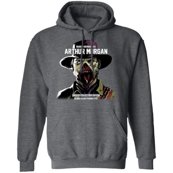 Black River Presidents Arthur Morgan Undead Collectors Edition Shirt, Hoodie, Tank Apparel