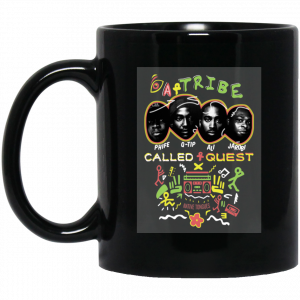 A Tribe Called Quest Native Tongues Mug Coffee Mugs