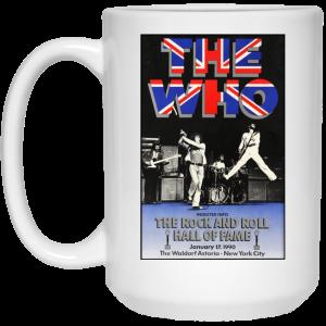 The Who The Rock And Roll Hall Of Fame Mug Coffee Mugs 2