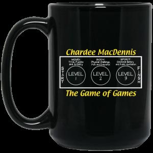 Chardee MacDennis The Game of Games Mug Coffee Mugs 2