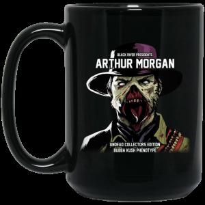Black River Presidents Arthur Morgan Undead Collectors Edition Mug Coffee Mugs 2