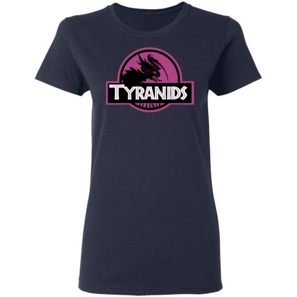 Tyranids Jurrasic Park Shirt, Hoodie, Tank Apparel