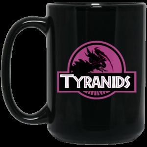Tyranids Jurrasic Park Mug Coffee Mugs 2