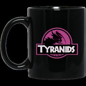 Tyranids Jurrasic Park Mug Coffee Mugs