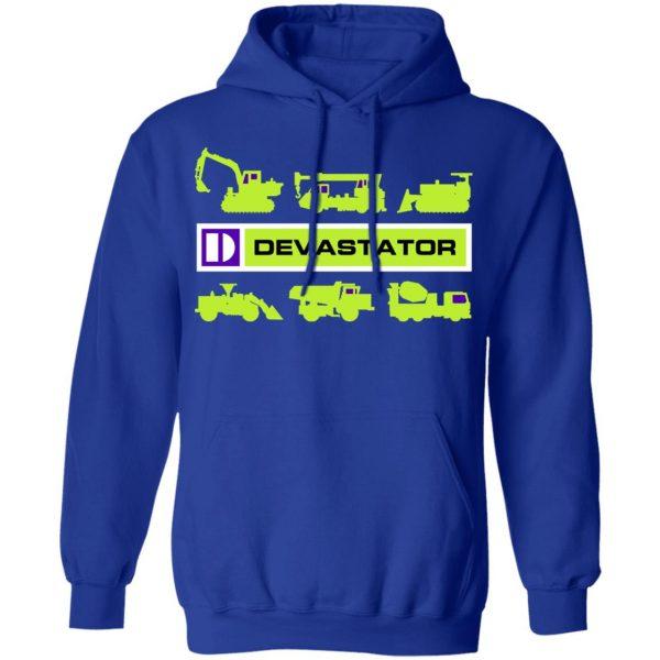 Devastator Transformers Shirt, Hoodie, Tank Apparel