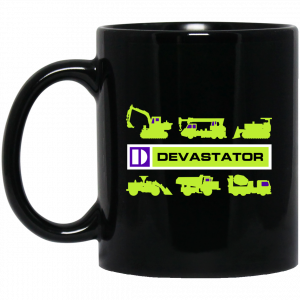 Devastator Transformers Mug Coffee Mugs