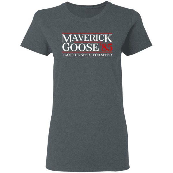 Danger Zone Maverick Goose 85′ I Got The Need … For Speed Shirt, Hoodie, Tank Apparel
