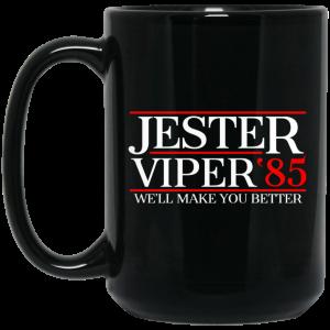 Danger Zone Jester Viper 85′ We'll Make You Better Mug Coffee Mugs 2