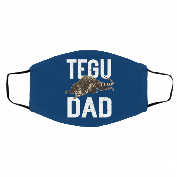 Tegu Dad Face Mask Face Mask 13