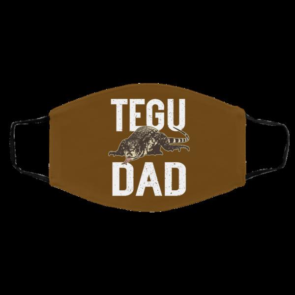 Tegu Dad Face Mask Face Mask 6