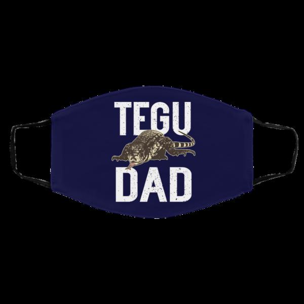 Tegu Dad Face Mask Face Mask 9