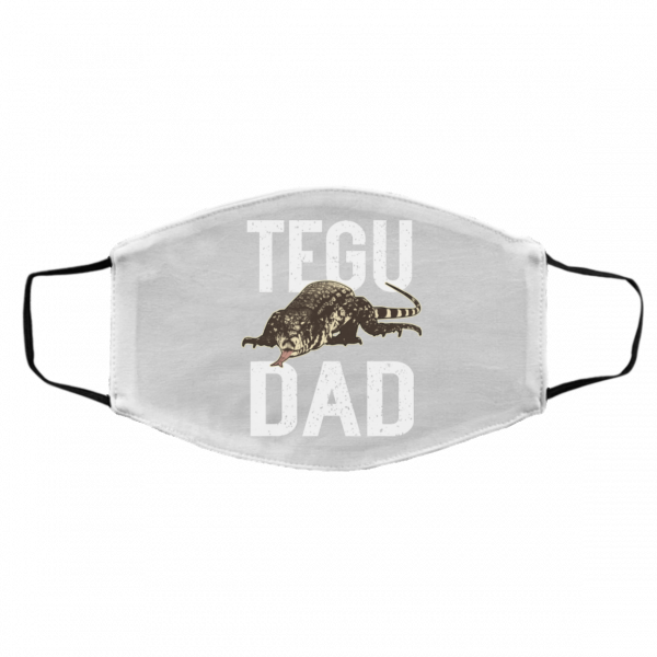 Tegu Dad Face Mask Face Mask 3