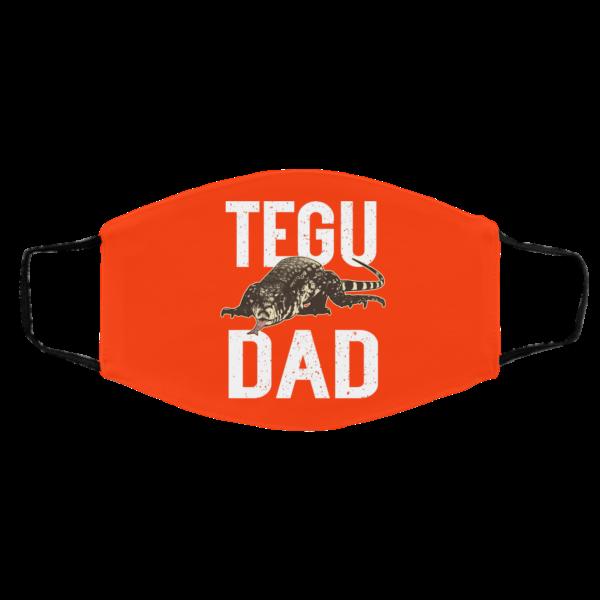 Tegu Dad Face Mask Face Mask 10