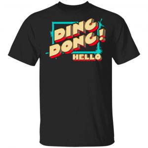 Ding Dong Hello Bayley Shirt, Hoodie, Tank Apparel