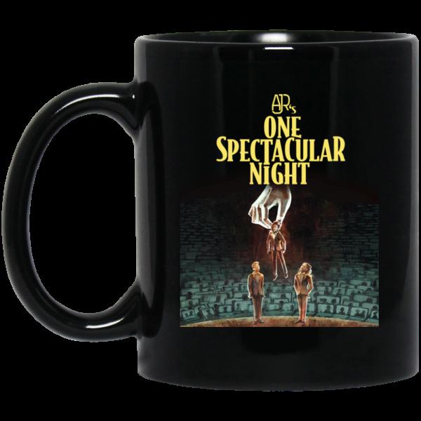 AJR One Spectacular Night Merch Mug Coffee Mugs 3